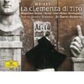 Mozart: La Clemenza di Tito / Sir Charles Mackerras(cond), Scottish Chamber Chorus & Orchestra, Magdalena Kozena(Ms), etc