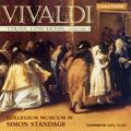 Vivaldi: String Concertos Vol 3 / Simon Standage, et al