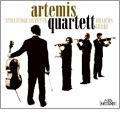 Brahms: String Quartet No.2; Verdi: String Quartet in E Minor / Artemis Quartet