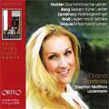 Diana Damrau Sings Mahler, Berg, Zemlinsky, Wolf, R,Strauss