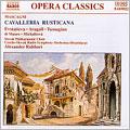 Mascagni: Cavalleria Rusticana / Rahbari, Evstatieva, et al