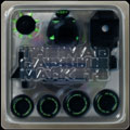 SCARY -DELETE STREAMIN' FREQ. FROM FEAR SIDE- 1TRACK DISC+POCHI CAR KIT [CD+フィギュア]<初回生産限定盤>
