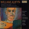 """W.Alwyn: Mirage -A Song Cycle for Baritone & Piano: Divertimento for Solo Flute, Fantasy-Sonata """"Naiades"""", etc / Benjamin Luxon(Br), David Willison(p), etc"""