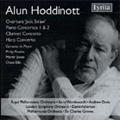 A.Hoddinott: Jack Straw Overture, Piano Concertos No.1, No.2, Clarinet Concerto Op.3, etc