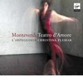 Monteverdi: Teatro D'amore (2006) / Philippe Jaroussky(C-T), Nuria Rial(S), Christina Pluhar(cond), L'Arpeggiata