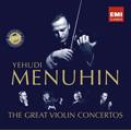 Yehudi Menuhin - Great Violin Concertos; Vivaldi, J.S.Bach, Haydn, Mozart, Lalo, etc