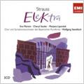 R.Strauss: Elektra  / Wolfgang Sawallisch(cond), Bavarian Radio Symphony Orchestra and Chorus, Eva Marton(S), Marjana Lipovsek(Ms), Bernd Weikl(Br), etc<限定盤>