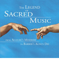A Legend of the Sacred Music -Verdi, Barber, Handel, J.S.Bach, Mozart, etc