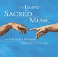 A Legend of the Sacred Music -Verdi, Barber, Handel, J.S.Bach, Mozart, etc