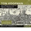 Buxtehude: Opera Omnia X - Organ Works Vol.5 / Ton Koopman