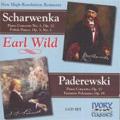 I.J.Paderewski : Theme & Variations Op.16-3 (9/1970); F.X.Scharwenka: Piano Concertos No.1 Op.32 (1/1969), etc / Earl Wild(p), Arthur Fiedler(cond), LSO, etc