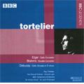 Elgar: Cello Concerto (11/14/1972/Live); Brahms: Concerto for Violin & Cello Op.102 (4/17/1974/Live); Debussy: Cello Sonata (2/10/1959/Live) / Paul Tortelier(vc), Adrian Boult(cond), BBC SO, etc