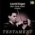 J.S.バッハ: 2台のヴァイオリンのための協奏曲 BWV1043、ヴァイオリン協奏曲第2番、ヴィヴァルディ: ヴァイオリン協奏曲第1番、他