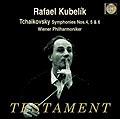 チャイコフスキー: 後期交響曲集