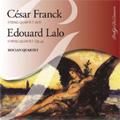 Franck: String Quartet in D; Lalo: String Quartet Op.45 / Kocian Quartett