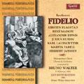Beethoven: Fidelio (2/22/1941) / Bruno Walter(cond), Metropolitan Opera Orchestra & Chorus, etc
