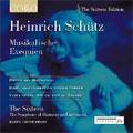 H.Schutz: Musikalische Exequien - Deutsches Magnificat