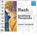 DHM Splendeurs -J.S.Bach: Goldberg Variations:Gustav Leonhardt(cemb&org)