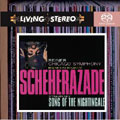 Rimsky-Korsakov: Scheherazade; Stravinsky: Song Of The Nightingale