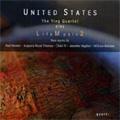United States Life Music 2 -N.Rorem/A.R.Thomas/Chen Yi/etc:The Ying Quartet
