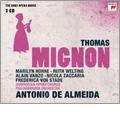 Thomas: Mignon / Antonio de Almeida, Philharmonia Orchestra, Ambrosian Opera Chorus, etc