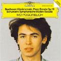 Beethoven: Piano Sonata No.32 Op 111, Schumann: Symphonic Etudes Op.13, etc