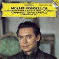 """Mozart: Piano Sonatas No.5. No.11 """"Alla Turca"""", Fantasia K.397 / Ivo Pogorelich(p)"""