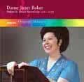 Original Masters - Janet Baker : Philips & Decca Recordings 1961-1979