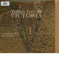 T.L.de Victoria: Vol.1 - Missa pro Victoria, Missa pro Defunctis a 4 (Requiem for 4 Voices), etc / Michael Noone, Ensemble Plus Ultra