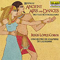 Resphighi: Ancient Airs and Dances, Trittico Botticelliano