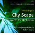 Higdon: City Scape, Concerto for Orchestra / Spano, Atlanta