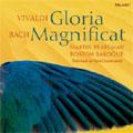 VIVALDI:GLORIA/J.S.BACH:MAGNIFICAT BWV.243:MARTIN PEARLMAN(cond)/BOSTON BAROQUE