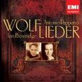 Wolf: Lieder - Morike, Eichendorff, Goethe