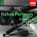 KREISLER ENCORES:ROMANCE/LIEBESLEID/LIEBESFREUD/ETC:ITZHAK PERLMAN(vn)/SAMUEL SANDERS(p)