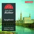 Contemporaries of Mozart -F.X.Richter:Symphonies:Matthias Bamert(cond)/London Mozart Players