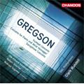 "Gregson: Trumpet Concerto; Saxophone Concerto; Piano & Wind Concerto ""Homages"" / Clark Rundell(cond), BBC Philharmonic, Nobuya Sugawa(sax), Ole Edvard Antonsen(tp), etc"