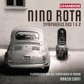 Rota: Symphony No.1, No.2 / Marzio Conti, Filarmonica '900 del Teatro Regio di Torino