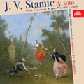 J.V.Stamitz & Sons -Carl Stamitz:Viola Concerto Op.1/J.V.Stamitz:Viola Concerto/Anton Stamitz:Viola Concerto (3-4-1995):Jan Peruska(va)/Jiri Belohlavek(cond)/Prague Philharmonia