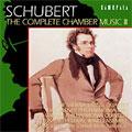 シューベルト:室内楽全集 III :八重奏曲 D.803/木管九重奏曲「小葬送曲」 D.79/四重奏曲 D.96/他 <限定盤>