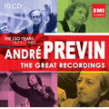 Andre Previn - The Great Recordings (1971-80)  / LSO, etc<限定盤>