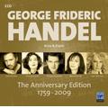 Handel: Arias & Duets - The Anniversary Edition 1759-2009