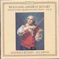 Mozart: Violin Sonatas, Vol. 2