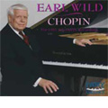 Earl Wild -Chopin The 1981 Baldwin Recordings :Fantasie Op.49/Waltzes No.6-No.9/Ballade No.4/etc
