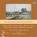 The Restoration and Georgian Anthems:Purcell/Croft/Greene/Boyce/etc:Edward Higginbottom(cond)/New College Choir, Oxford/etc