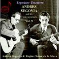 Legendary Treasures - Segovia and his Contemporaries Vol 9