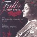 ファリャ: 歌劇「はかない人生」