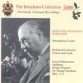 Wagner:Wesendonck Lieder/Liebestod/Overture to Der Fliegende Hollander/etc:Kirsten Flagstad(S)/Thomas Beecham(cond)/Royal Philharmonic Orchestra