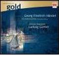 Handel: Orchestral Works -Water Music, Concerti Grossi, Atlanta Overture, etc / Ludwig Guttler, Virtuosi Saxonia