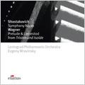 Shostakovich: Symphony No.10; Wagner:Tristan und Isolde -Prelude & Liebestod / Evgeny Mravinsky(cond), Leningrad PO