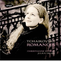 Tchaikovsky: Romances -At the Ball Op.38-3, None But the Lonely Heart Op.6-6, Over Burning Ashes Op.25-5, etc / Christianne Stotijn(Ms), Julius Drake(p)